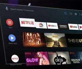 Cách khởi động lại Android tivi