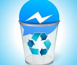 Cách xem lại tin nhắn Messenger đã xóa trên điện thoại