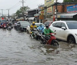 Cách né những khu vực bị ngập nước, triều cường bằng camera