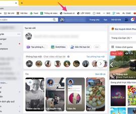 Cách chuyển về giao diện Facebook cũ không cài đặt phần mềm