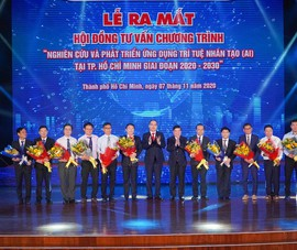 Ngày hội doanh nghiệp CNTT và trí tuệ nhân tạo TP.HCM 2020