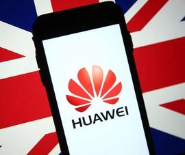 Cấm lắp đặt thiết bị 5G của Huawei từ tháng 9-2021 tại Anh