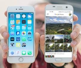 3 cách chuyển hình ảnh và video từ iPhone sang Android