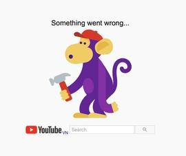 Người dùng than phiền vì YouTube và Gmail bất ngờ bị sập