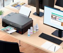Dòng máy có khả năng in 7.700 trang tài liệu chỉ với 1 hộp mực