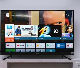 3 mẫu tivi thông minh 4K giảm giá còn 5 triệu đồng