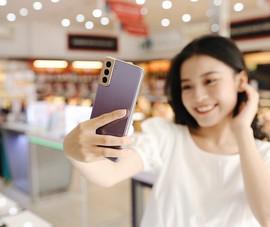 Samsung Galaxy S21 series đầu tiên đã đến tay người tiêu dùng