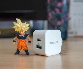 Đánh giá cục sạc nhanh Innostyle MiniGo Pro 3 siêu nhỏ