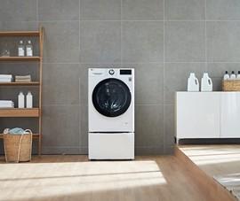 Độc đáo dòng máy giặt được tích hợp trí tuệ nhân tạo