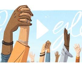 Google thay đổi biểu tượng nhân ngày Quốc tế Phụ nữ 8-3