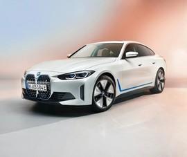 BMW ra mắt mẫu sedan chạy điện với công suất 530 mã lực