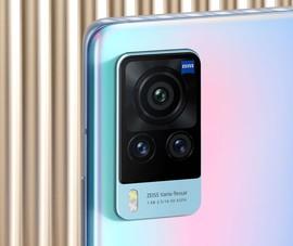 Lộ diện mẫu smartphone cao cấp với camera siêu chống rung