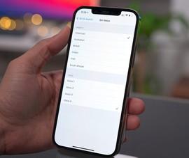 Cập nhật iOS 14.5 beta 6 để sửa lỗi hao pin trên iPhone