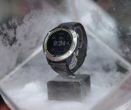 Lộ diện mẫu đồng hồ GPS đa năng, pin nhiều tuần