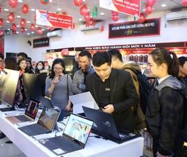 Nhiều mẫu laptop được giảm giá đến 10% dịp cuối tuần