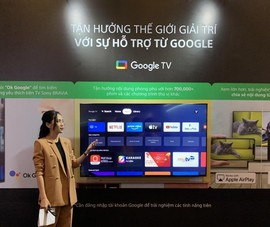 Bộ xử lý trí tuệ nhận thức trên tivi thông minh có gì lạ?