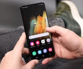 30 mẫu điện thoại Samsung được nhận bản cập nhật tháng 5-2021