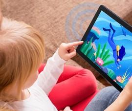 Lộ diện mẫu máy tính bảng giá rẻ dành cho trẻ em