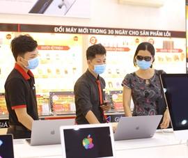 Nhiều mẫu laptop giảm giá nhẹ dịp cuối tuần