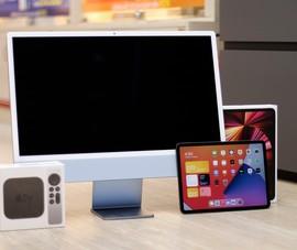 iPad Pro M1, iMac M1 và Apple TV chính thức lên kệ, giá chỉ từ 4,9 triệu đồng