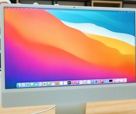 Vừa mở bán tại Việt Nam, iMac M1 2021 đã giảm giá tới 4 triệu đồng