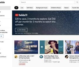 Quảng cáo rượu và cờ bạc sẽ hết đất sống trên YouTube?