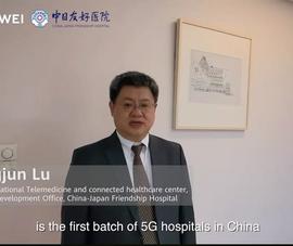 Độc đáo với các giải pháp khám chữa bệnh từ xa nhờ 5G