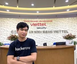 Chuyên gia bảo mật VN đứng đầu bảng xếp hạng hacker mũ trắng thế giới