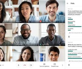 Google Meet bắt đầu giới hạn thời gian gọi video với tài khoản miễn phí