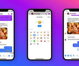 Cách gửi các biểu tượng cảm xúc có âm thanh trên Messenger