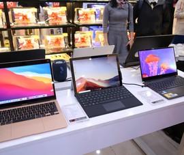 Ai đang dẫn đầu thị trường bán lẻ laptop tại Việt Nam?