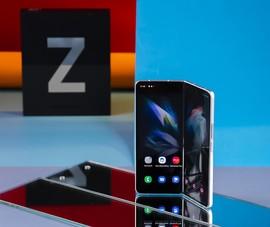 Samsung Galaxy Z Flip3 và Fold3 bất ngờ giảm giá 10 triệu đồng
