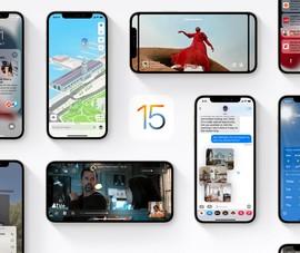 Người dùng nên cài đặt iOS 15 beta 8 ngay lập tức
