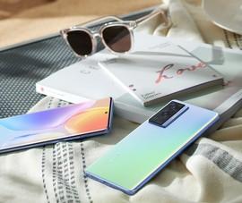Lộ diện mẫu smartphone có công nghệ chống rung như gimbal