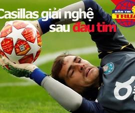 Đau tim Casillas phải giải nghệ, Phan Hoàng Thái thắng chặng 2
