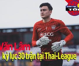 Văn Lâm tạo kỷ lục tại Thai-League; Juventus ấp ủ nổ 'bom tấn'