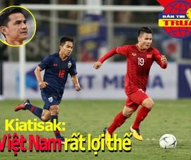 Kiatisak: Việt Nam rất lợi thế; Thái Lan, Nishino và COVID-19
