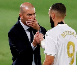 Kiện tụng vụ clip 'nhạy cảm', Zidane nói gì về Benzema?