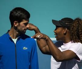 Djokovic động viên 'cực chất' dành cho Serena Williams