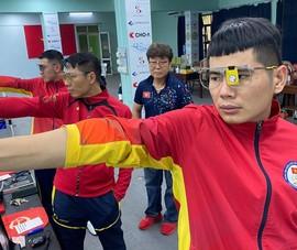 Không Hoàng Xuân Vinh, Quốc Cường đi 'săn' vé dự Olympic