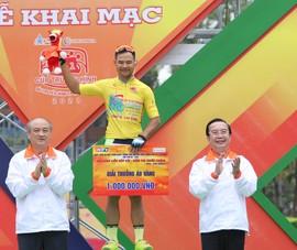 Ứng viên áo Xanh Lê Nguyệt Minh cầm chắc áo Vàng