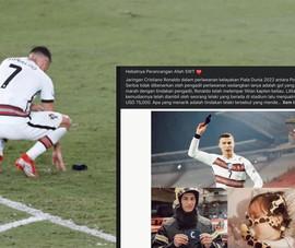Ronaldo vứt bỏ 1,7 tỉ đồng đủ để cứu một mạng sống