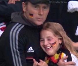 Ảnh chế vui nhộn: hậu quả tuyển Anh loại tuyển Đức