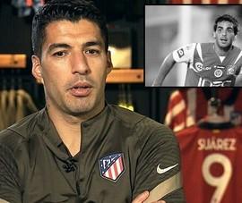 Suarez bùi ngùi tiếc thương đồng đội Uruguay bất ngờ tự sát