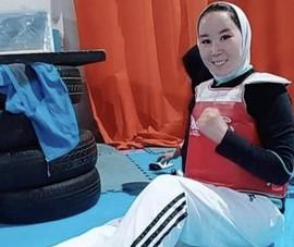 Kabul hỗn loạn, nữ võ sĩ Afghanistan mất cơ hội đến Paralympic