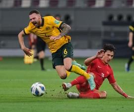 Yếu huyệt của tuyển Úc bị truyền thông Trung Quốc phơi bày