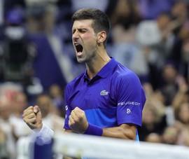 Djokovic còn cách kỷ lục lịch sử ba set thắng