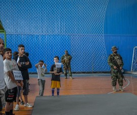 Taliban tiếp tục hà khắc với phụ nữ chơi thể thao
