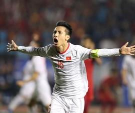 Bàn thắng đẳng cấp của Đỗ Hùng Dũng vào lưới U-22 Indonesia