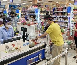 Video:Cách ly xã hội, dân an tâm hàng hóa siêu thị vẫn dồi dào